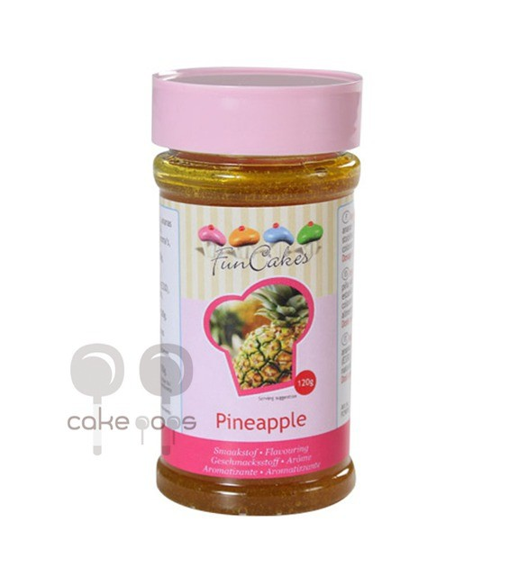 Patisserie Sirup Ananas