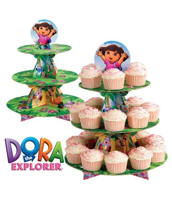 Display 3-stöckig Dora
