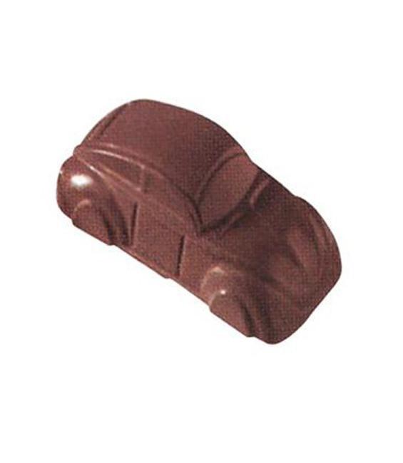 Pralinen- Schokoform Auto aus Polycarbonate