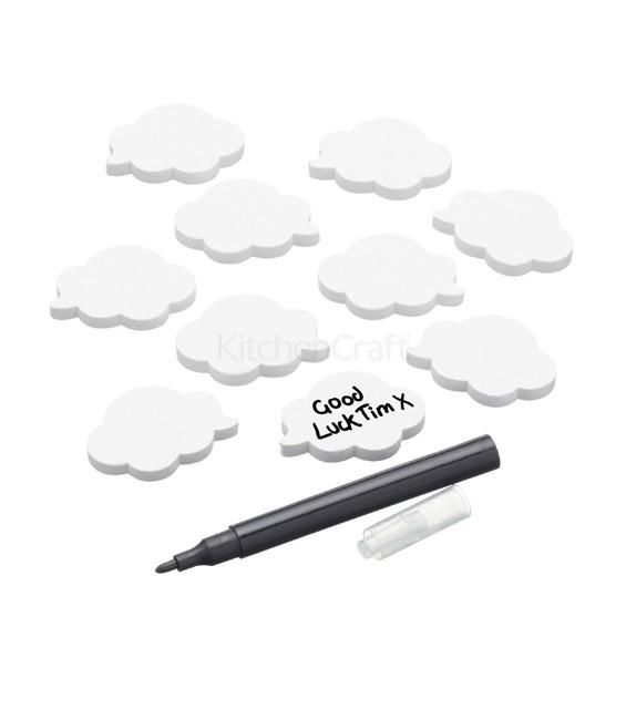 Essbare Botschaft- & Stift Set