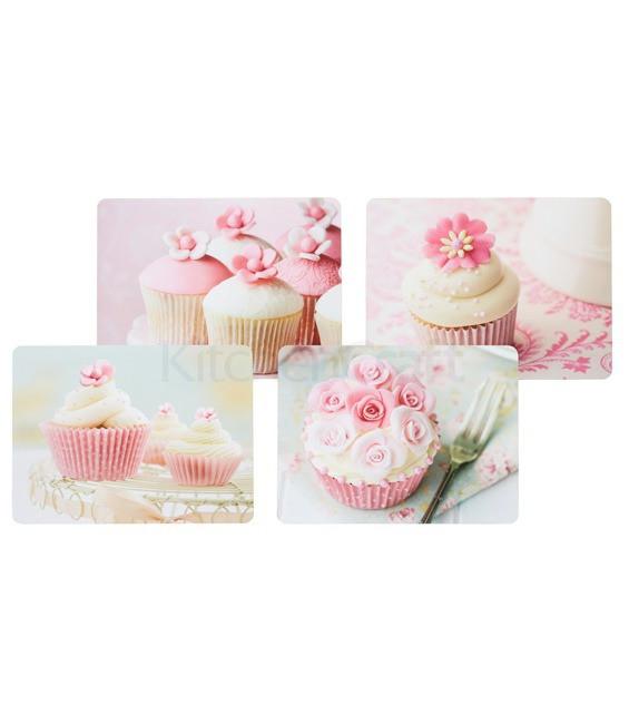 Tischset Cupcake Design