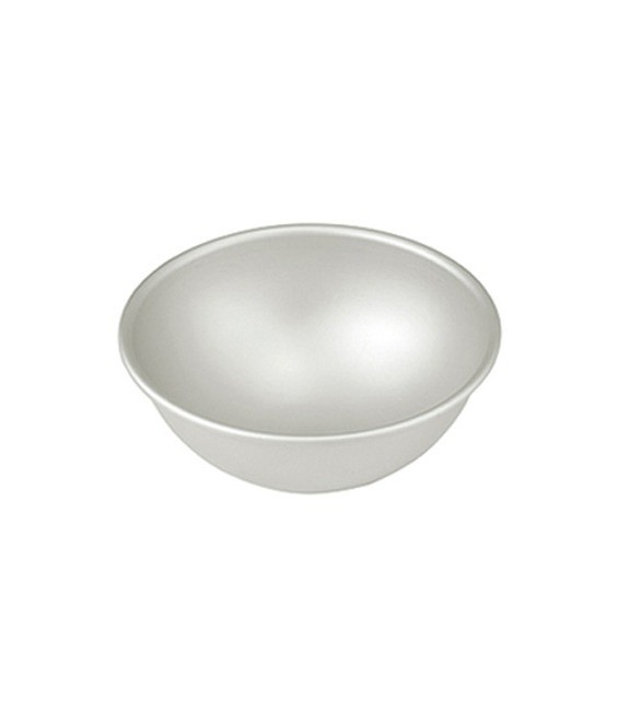 Fat Daddio's ProSeries Ball Pan (Halbkubel), 10,0 cm