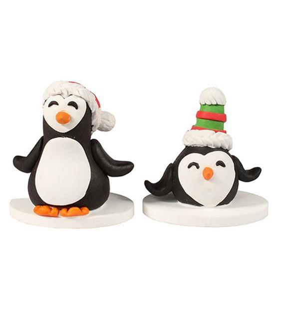 Dekofiguren Pinguine, 2 Stück