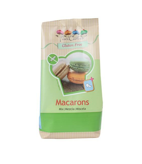 Macarons Glutenfrei, 400g