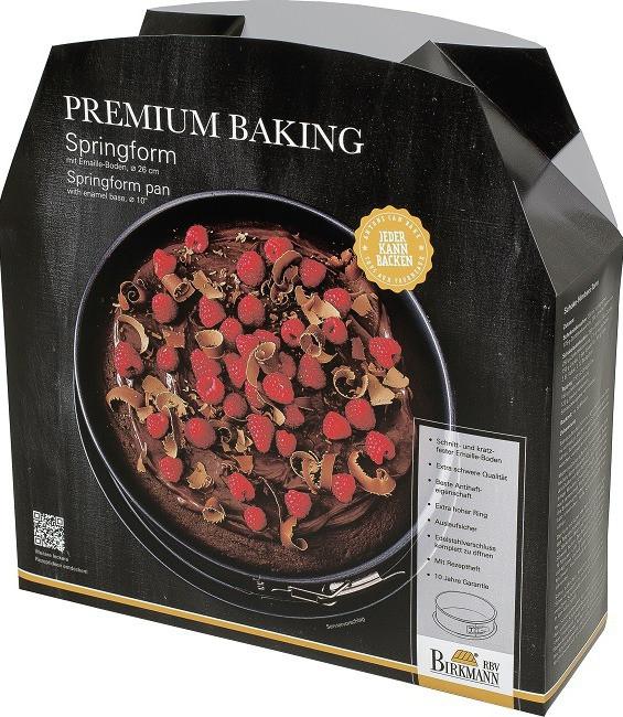 Premium Baking Springform, 26 cm