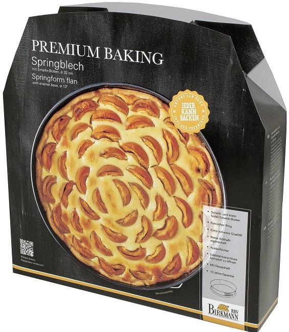 Premium Baking Springblech, 32 cm
