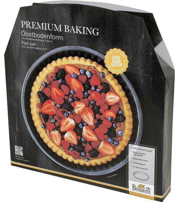 Premium Baking Obstbodenform, 30 cm