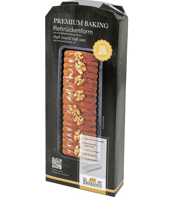 Premium Baking Rehrückenform, 30 cm