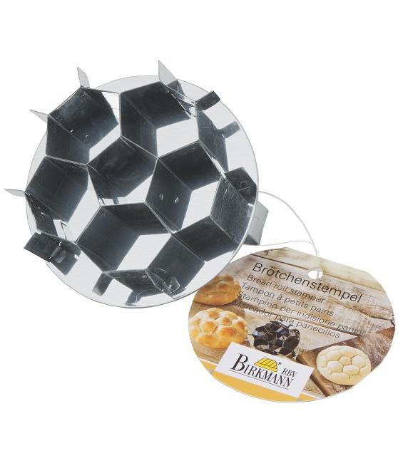 Brötchenstempel Fussball, 8,4 cm