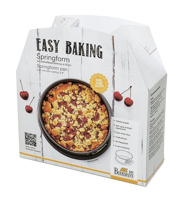 Easy Baking Springform, 20 cm