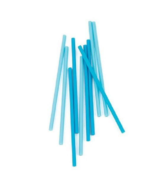 Kunststoff Lollipop Sticks Holiday 11,43 cm, 24 Stück