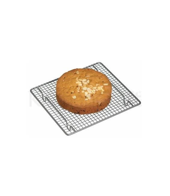 Kuchen Abkühlgitter, Antihaftbeschichtung, 26 x 23 cm