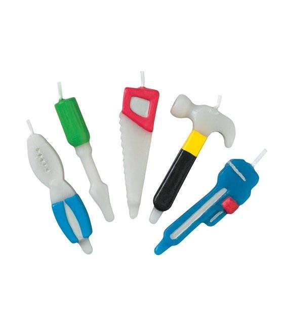 Kerzen Werkzeug Set, 5 Stück