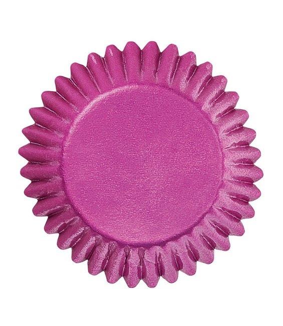 Pralinenförmchen Pink, 75 Stück