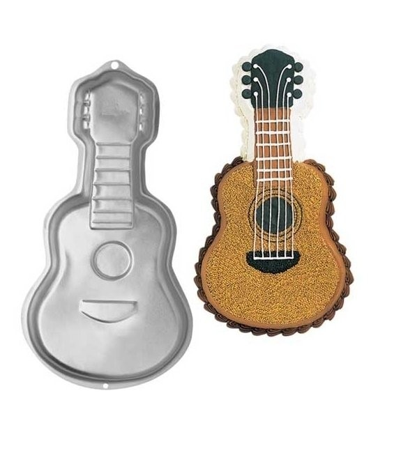 Backform Gitarre