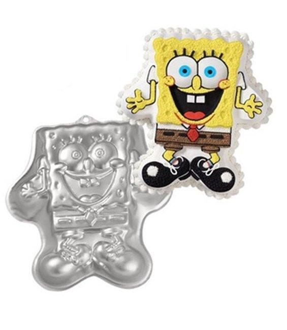 Backform SpongeBob