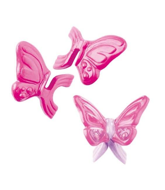 Pralinenform Schmetterlinge