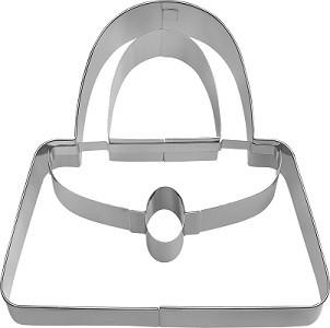 Ausstecher Handtasche 10 cm