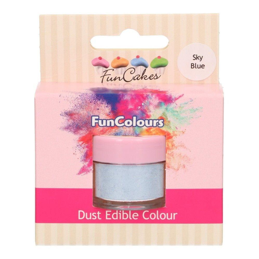 Dust Edible Colour - Sky Blue