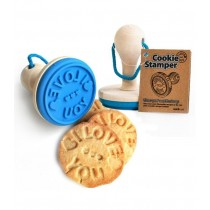 Cookie- Keksstempel Love You, 7 cm