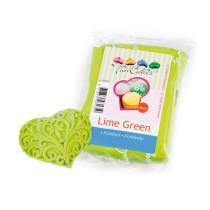 Fondant, 250g Lime Green