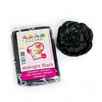 Marzipan, 250g Midnight Black