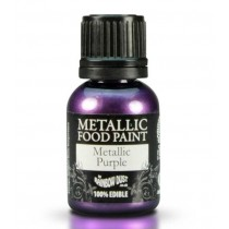 RD Metallic Food Paint Metallic Purple