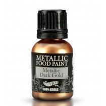 RD Metallic Food Paint Metallic Dark Gold