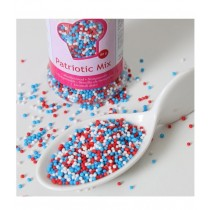 Nonpareils 80g, Patriotic Mix