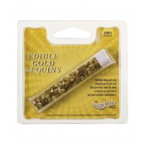 RD Edible Sequins Gold
