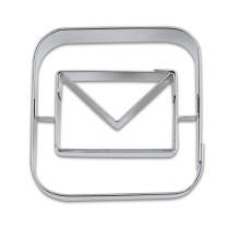 Ausstecher E-Mail, 5,0cm