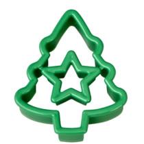 Weihnachtsbaum/Stern Ausstecher