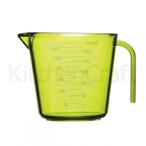 Messbecher Messkrug 600ml green