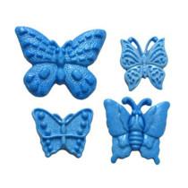 Fondant Silikonform Schmetterlinge