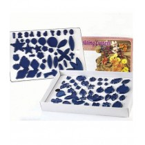 Fondant Ausstecher Basic Set, 79-teilig