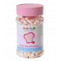 Bunte Micro Marshmallows