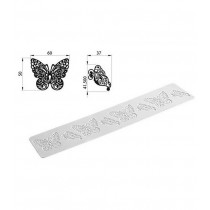 Tricot Decor Matte Schmetterling