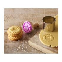 Cookie- Keksstempel Mini Teekanne, 5cm