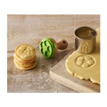 Cookie- Keksstempel Mini Fussball, 5cm