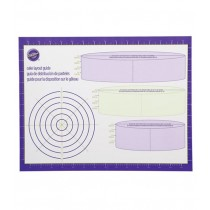 Kuchen Layout Guide Maßblatt, 76,0 cm x 61,0 cm