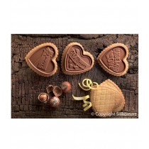 Doppelkeks Set Cookie Love