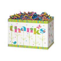 Präsentations Box Thanks