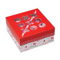 Cupcake Box Spread Love, 3 Stück