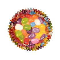 Muffinförmchen Jelly Bean, 36 Stück