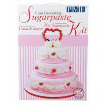 Cake Decorating Sugarpaste Set