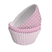 Muffinförmchen Mix Baby Girl, 75 Stück