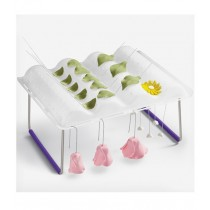 Flower Wave Drying Rack