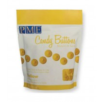 Candy Buttons Yellow, 340g