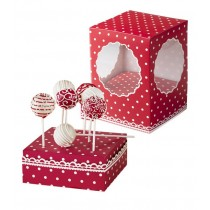 Cake Pops Präsentbox Cakes Couture