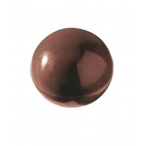 Pralinen- Schokoform Halbkugel aus Polycarbonate
